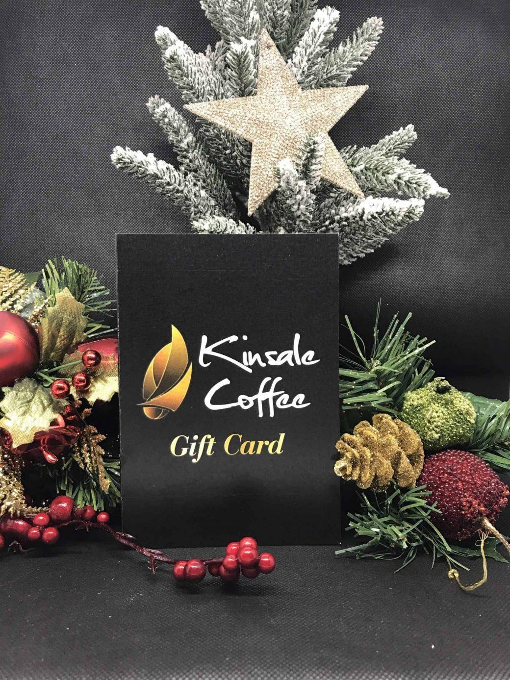 Kinsale Coffee Gift Card